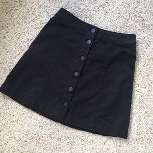 H&M Skirts - Button Down Skirt